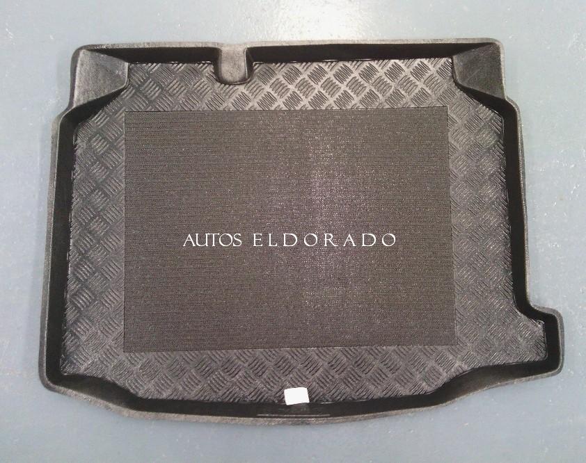 Alfombra Cubeta maletero SEAT LEON 5F desde 2012 con ANTIDESLIZANTE