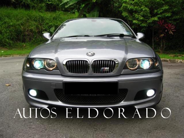 Bmw E46 M3 >> FAROS ANGEL EYES BMW SERIE 3 E46 COUPE 99-01 NEGRO.