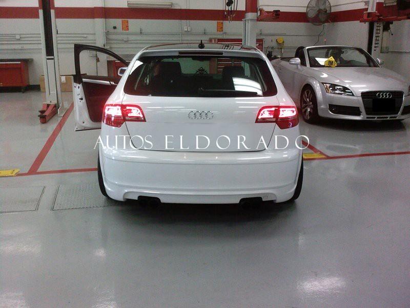 Pilotos Traseros Facelift Led Audi A3 8p Sportback