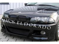 FAROS ANGEL EYES BMW SERIE 3 E46 SEDAN 98-01 NEGRO
