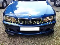 FAROS ANGEL EYES BMW SERIE 3 E46 SEDAN 02-05 NEGRO
