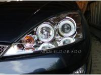 FAROS ANGEL EYES FORD FOCUS MK1 01-04 CROMO