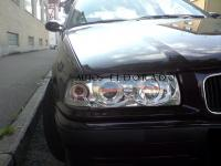 FAROS ANGEL EYES BMW SERIE 3 E36 COMPACT CROMO