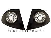 INTERMITENTES FRONTALES BMW E46 SEDAN 98-01 NEGROS