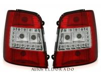 PILOTOS TOURAN LED EAGLE ROJO