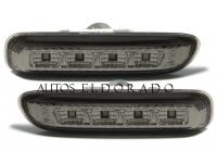 INTERMITENTES ALETA BMW E46 AHUMADO LED