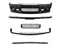 DEFENSA BMW E36 M3 IMPRIMADA + ESPADIN DESMONTABLE + TRAVIESA