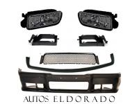 PACK DEFENSA + NIEBLAS AHUMADOS BMW SERIE 3 E36