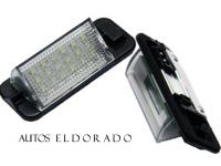 MODULOS LED DE MATRICULA BMW E36