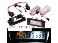 MODULOS LED DE MATRICULA VW GOLF PLUS Y SPORTVAN MODELO 2