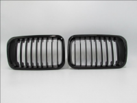 RIÑONES DE PARRILLA NEGRO BRILLO BMW E36 91-96 PERFORMANCE