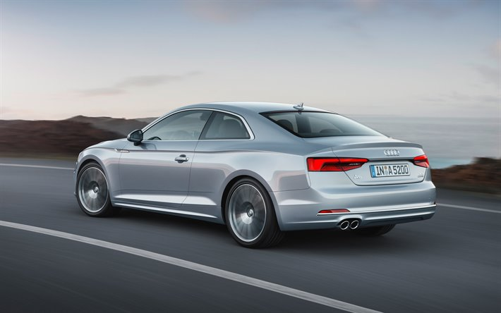 A5 COUPE B9 DESDE 2019